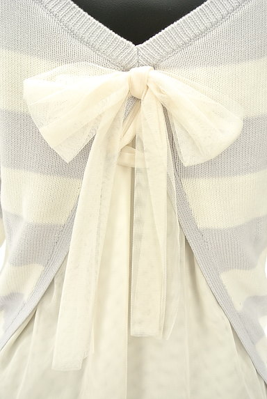 PROPORTION BODY DRESSING(プロポーションボディ ドレッシング)の古着「(ニット)」大画像4へ
