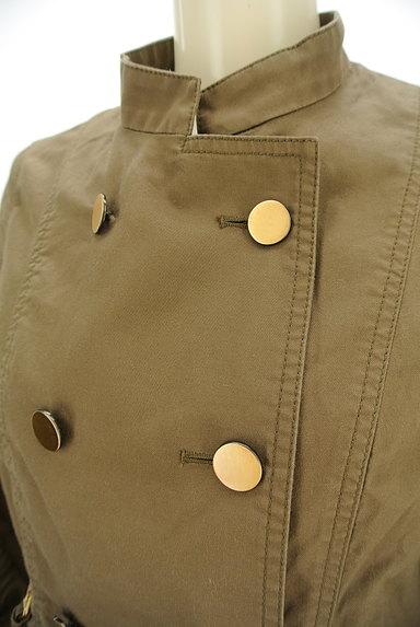 Rouge vif La cle(ルージュヴィフラクレ)の古着「ダブルボタンブルゾン(ブルゾン・スタジャン)」大画像4へ