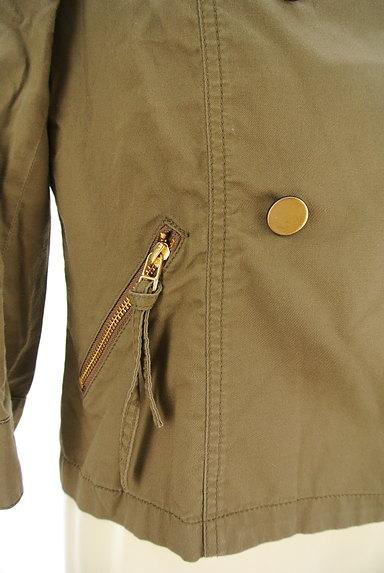 Rouge vif La cle(ルージュヴィフラクレ)の古着「ダブルボタンブルゾン(ブルゾン・スタジャン)」大画像5へ