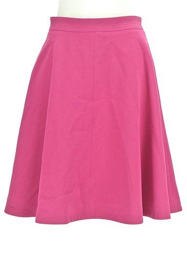 Pinky&Dianne(ピンキー&ダイアン)の古着「バックファスナーフレアスカート(スカート)」大画像1へ