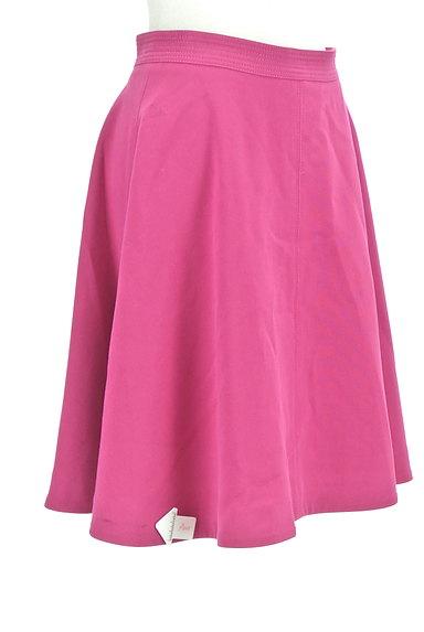 Pinky&Dianne(ピンキー&ダイアン)の古着「バックファスナーフレアスカート(スカート)」大画像4へ