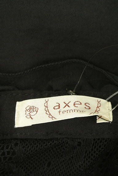 axes femme(アクシーズファム)レディース ブラウス PR10219043大画像6へ