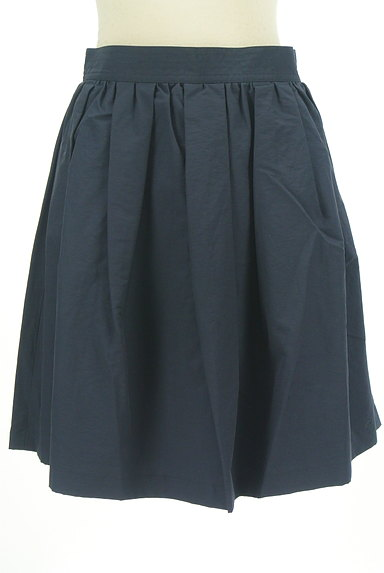 CLEAR IMPRESSION(クリアインプレッション)の古着「タックギャザー膝上フレアスカート(ミニスカート)」大画像1へ