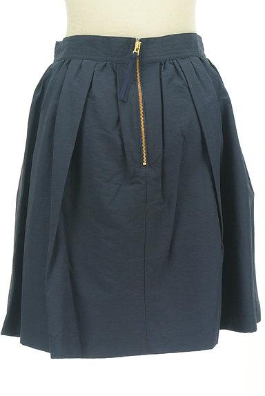 CLEAR IMPRESSION(クリアインプレッション)の古着「タックギャザー膝上フレアスカート(ミニスカート)」大画像2へ