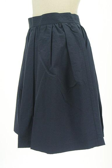 CLEAR IMPRESSION(クリアインプレッション)の古着「タックギャザー膝上フレアスカート(ミニスカート)」大画像3へ