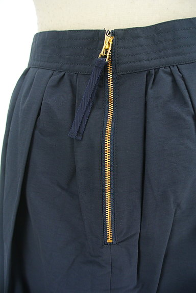 CLEAR IMPRESSION(クリアインプレッション)の古着「タックギャザー膝上フレアスカート(ミニスカート)」大画像4へ