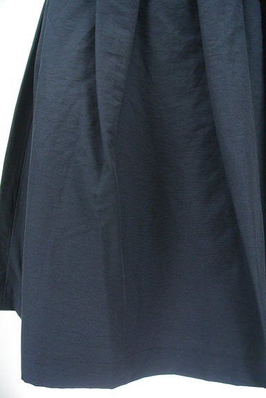 CLEAR IMPRESSION(クリアインプレッション)の古着「タックギャザー膝上フレアスカート(ミニスカート)」大画像5へ