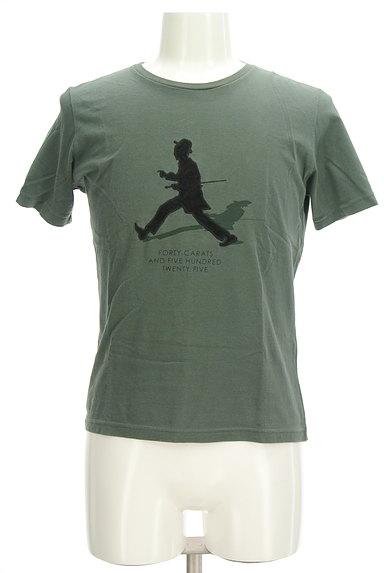 TAKEO KIKUCHI(タケオキクチ)メンズ Tシャツ PR10219396大画像1へ