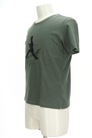 TAKEO KIKUCHI(タケオキクチ)メンズ Tシャツ PR10219396大画像3へ