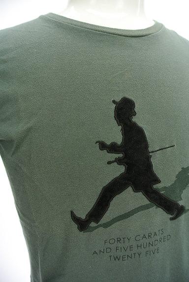 TAKEO KIKUCHI(タケオキクチ)メンズ Tシャツ PR10219396大画像4へ