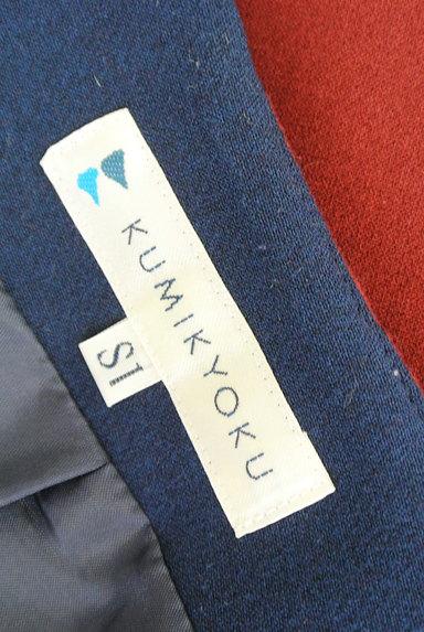 KUMIKYOKU(組曲)の古着「膝上タックスカート(ミニスカート)」大画像6へ