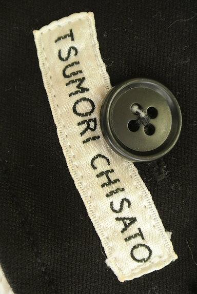 TSUMORI CHISATO(ツモリチサト)の古着「裏ボアライダースブルゾン(ブルゾン・スタジャン)」大画像6へ