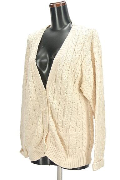 Lois CRAYON(ロイスクレヨン)の古着「(カーディガン・ボレロ)」大画像3へ