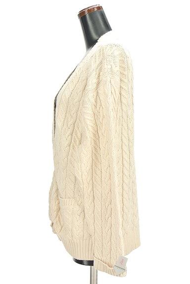 Lois CRAYON(ロイスクレヨン)の古着「(カーディガン・ボレロ)」大画像4へ
