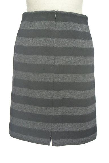 m's select(エムズセレクト)の古着「ボーダータイトスカート(スカート)」大画像2へ