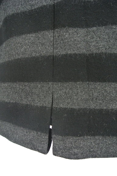 m's select(エムズセレクト)の古着「ボーダータイトスカート(スカート)」大画像4へ