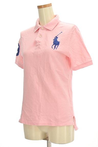 Polo Ralph Lauren(ポロラルフローレン)レディース ポロシャツ PR10220280大画像3へ
