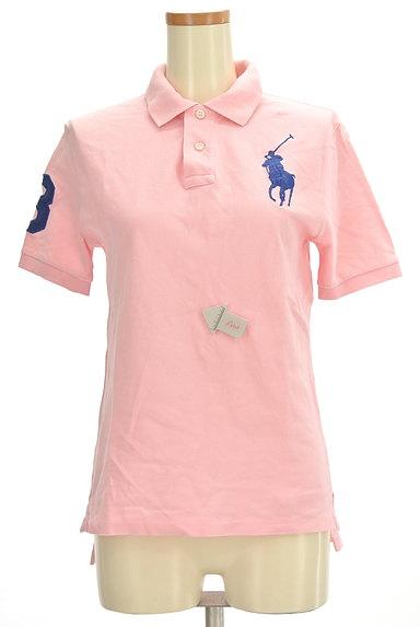 Polo Ralph Lauren(ポロラルフローレン)レディース ポロシャツ PR10220280大画像4へ