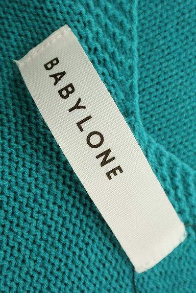 BABYLONE(バビロン)レディース ニット PR10220289大画像6へ