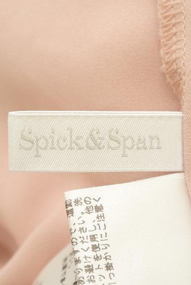Spick and Span(スピック&スパン)レディース カットソー・プルオーバー PR10220294大画像6へ