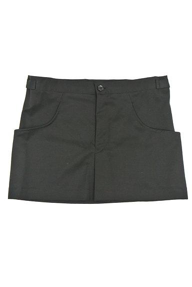 Y's(ワイズ)の古着「変形ポケット膝上スカート(ミニスカート)」大画像1へ