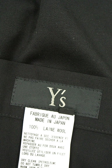 Y's(ワイズ)の古着「変形ポケット膝上スカート(ミニスカート)」大画像6へ