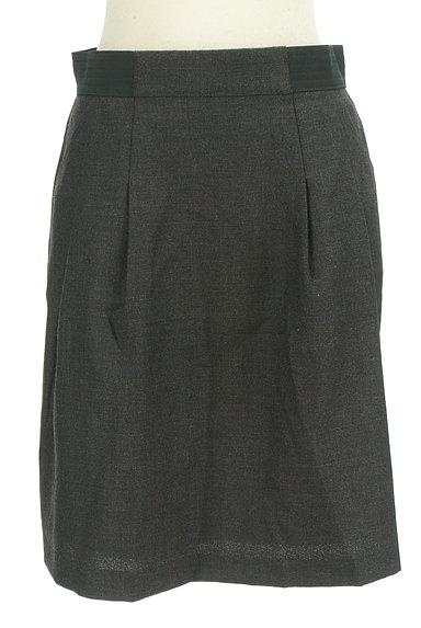 UNTITLED(アンタイトル)の古着「ウールセミフレアスカート(ミニスカート)」大画像1へ