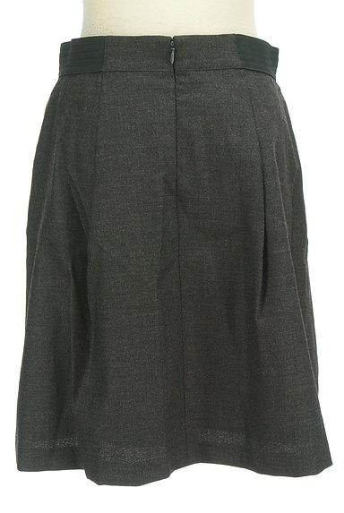 UNTITLED(アンタイトル)の古着「ウールセミフレアスカート(ミニスカート)」大画像2へ