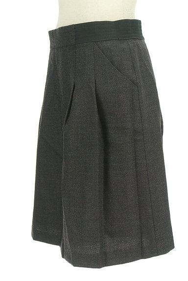 UNTITLED(アンタイトル)の古着「ウールセミフレアスカート(ミニスカート)」大画像3へ
