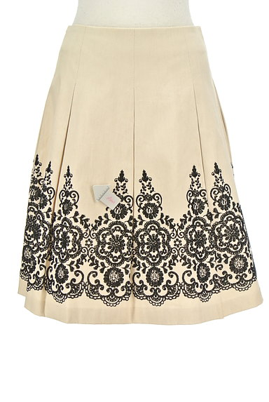 L'EST ROSE(レストローズ)レディース スカート PR10220379大画像4へ