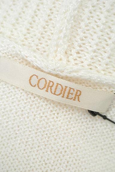 CORDIER(コルディア)レディース ニット PR10220405大画像6へ