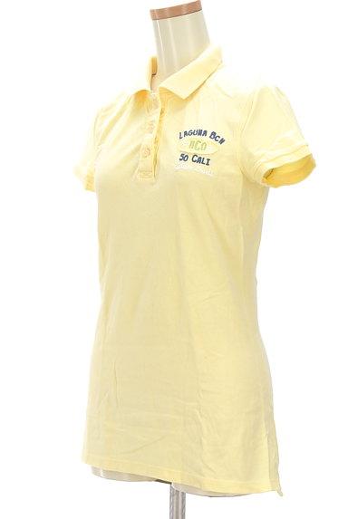 Hollister Co.(ホリスター)レディース ポロシャツ PR10220436大画像3へ