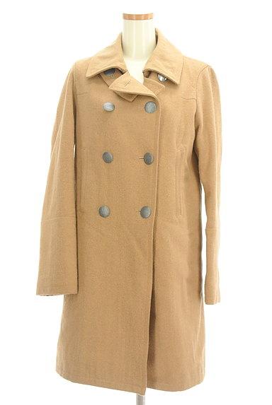 TSUMORI CHISATO(ツモリチサト)の古着「ロングPコート(コート)」大画像1へ