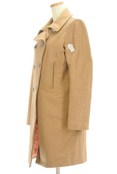 TSUMORI CHISATO(ツモリチサト)の古着「ロングPコート(コート)」大画像4へ
