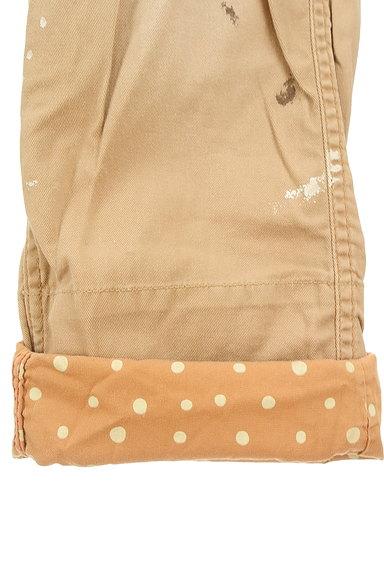 CUBE SUGAR(キューブシュガー)の古着「ペイント裾折り返しパンツ(パンツ)」大画像5へ