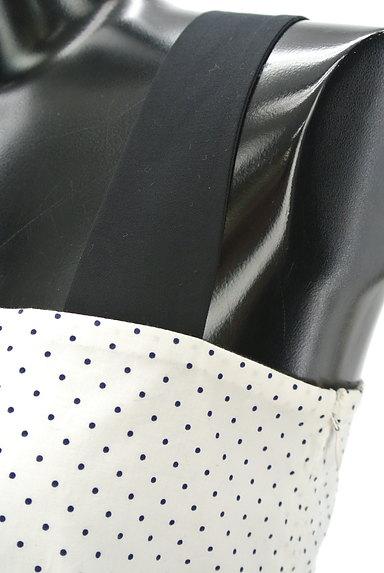 Banner Barrett(バナーバレット)の古着「後ろリボンベアドットキャミソール(カットソー・プルオーバー)」大画像4へ