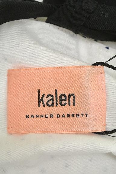 Banner Barrett(バナーバレット)の古着「後ろリボンベアドットキャミソール(カットソー・プルオーバー)」大画像6へ