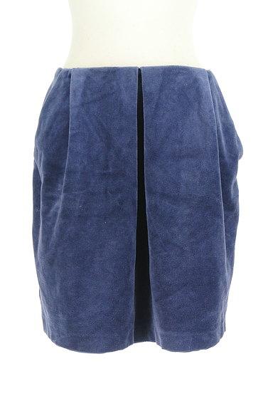 UNITED ARROWS(ユナイテッドアローズ)の古着「コーデュロイコクーンスカート(ミニスカート)」大画像1へ