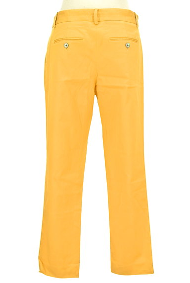 TOMORROWLAND(トゥモローランド)の古着「タックカラーパンツ(パンツ)」大画像2へ