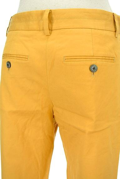 TOMORROWLAND(トゥモローランド)の古着「タックカラーパンツ(パンツ)」大画像5へ