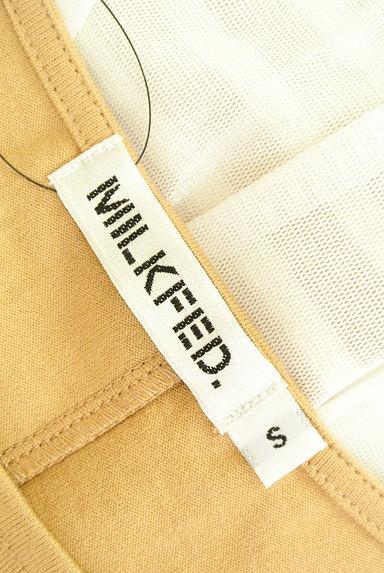 MILKFED.(ミルク フェド)の古着「ボーダー×チュールワンピース(ワンピース・チュニック)」大画像6へ