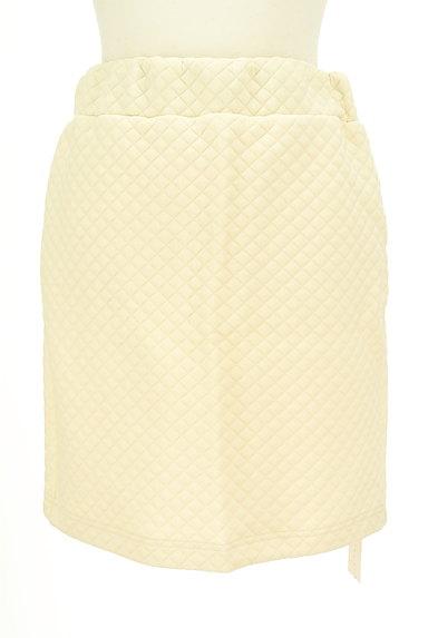 CHILD WOMAN(チャイルドウーマン)の古着「キルティングタイトスカート(ミニスカート)」大画像1へ