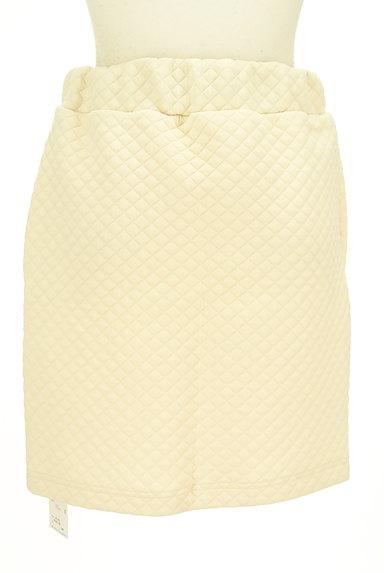 CHILD WOMAN(チャイルドウーマン)の古着「キルティングタイトスカート(ミニスカート)」大画像2へ