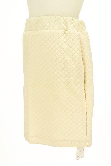 CHILD WOMAN(チャイルドウーマン)の古着「キルティングタイトスカート(ミニスカート)」大画像3へ