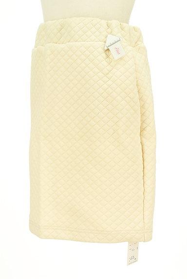 CHILD WOMAN(チャイルドウーマン)の古着「キルティングタイトスカート(ミニスカート)」大画像4へ