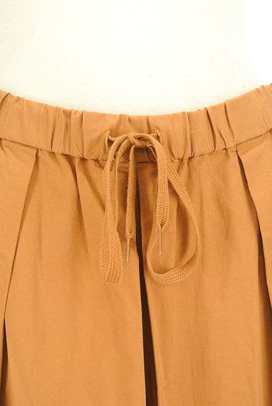studio CLIP(スタディオクリップ)の古着「ロングタックフレアスカート(パンツ)」大画像4へ