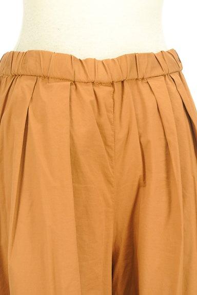 studio CLIP(スタディオクリップ)の古着「ロングタックフレアスカート(パンツ)」大画像5へ