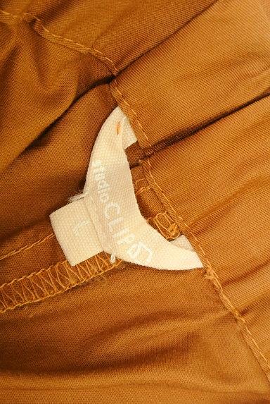 studio CLIP(スタディオクリップ)の古着「ロングタックフレアスカート(パンツ)」大画像6へ