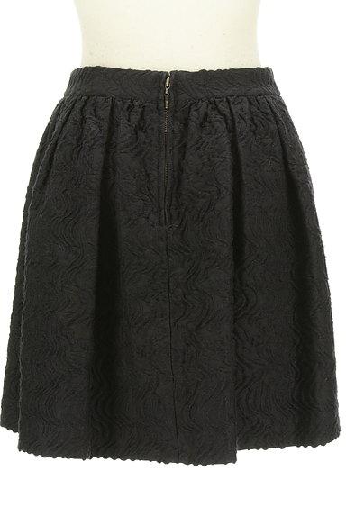 EPOCA(エポカ)の古着「バックファスナージャガードスカート(ミニスカート)」大画像2へ