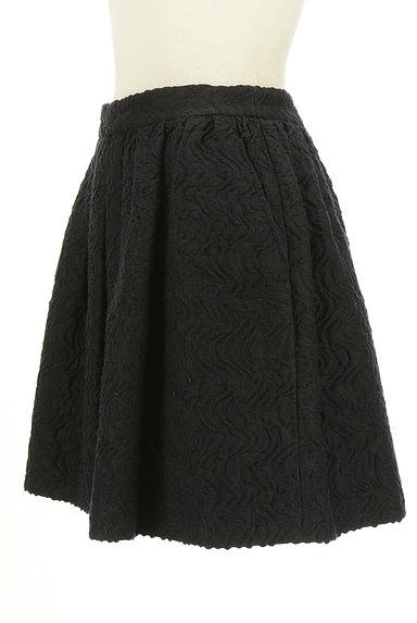 EPOCA(エポカ)の古着「バックファスナージャガードスカート(ミニスカート)」大画像3へ
